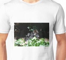Snuggle Time With Dad Unisex T-Shirt