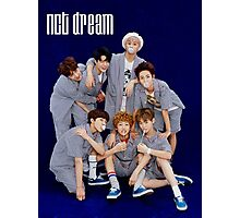 nct dream chewinggum poster Photographic Print