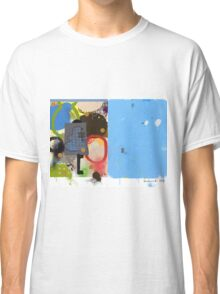 Abstract talk 003 Classic T-Shirt