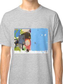 Abstract talk 003 Classic T-Shirt