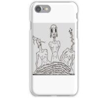 parasite  iPhone Case/Skin