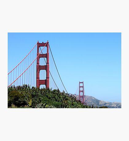 San Francisco Golden Gate Photographic Print