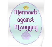 Mermaids against Misogyny Poster