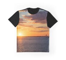 Sunrise - A New Day Has Come | Hampton Bays, New York Graphic T-Shirt