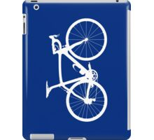 Bike White (Big) iPad Case/Skin