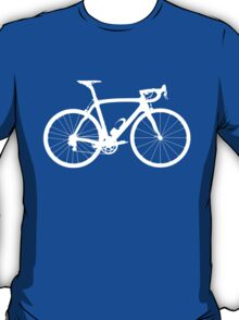 Bike White (Big) T-Shirt