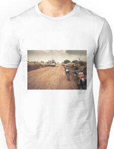 Cambodia Dirt Riding Unisex T-Shirt