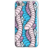Colorful Seamless Abstract Pattern iPhone Case/Skin