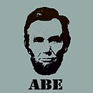 Abe Lincoln by blueparrot