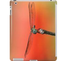 Dragonfly in The Garden iPad Case/Skin