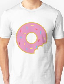 Donut with Sprinkles Unisex T-Shirt