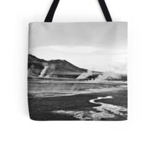 Geothermal Chile Tote Bag