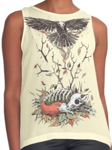 Eternal Sleep Contrast Tank