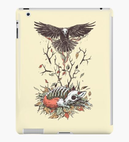 Eternal Sleep iPad Case/Skin