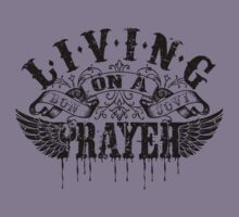Living On A Prayer Kids Tee