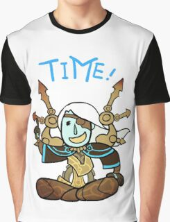 Smite - TIME! (Chibi) Graphic T-Shirt