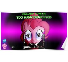 Too Many Pinkie Pies Poster