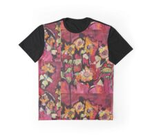 Sunflower Garden Graphic T-Shirt