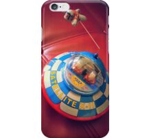 UFO Flying Saucer Toy iPhone Case/Skin