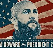 Tim Howard by facebookfighter