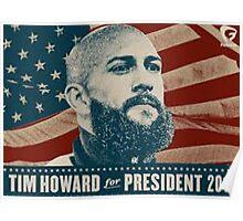 Tim Howard Poster