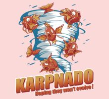 KARPNADO! (hoping they won't evolve…) One Piece - Long Sleeve