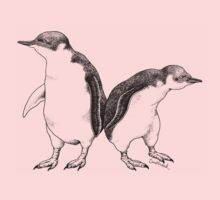 Little Blue Penguins - smallest penguin in the world! Kids Clothes