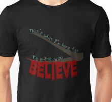 Trager Quote Unisex T-Shirt