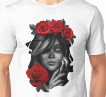 Day Of The Dead Woman Unisex T-Shirt
