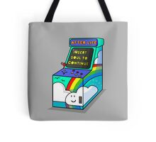 AFTER LIFE its not a game Tote Bag