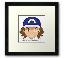 Mystic Team - Pokemon Go Framed Print