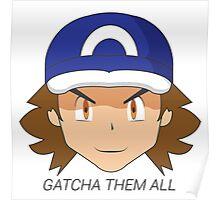 Mystic Team - Pokemon Go Poster