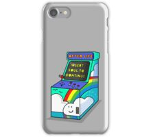 AFTER LIFE its not a game iPhone Case/Skin