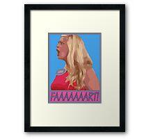 """""""Faaaaaaart!"""" Framed Print"""