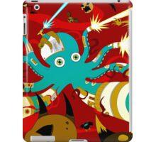 Cyborg Octopus iPad Case/Skin