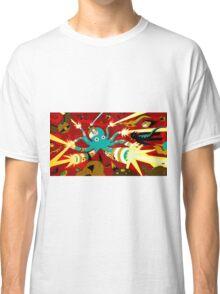 Cyborg Octopus Classic T-Shirt