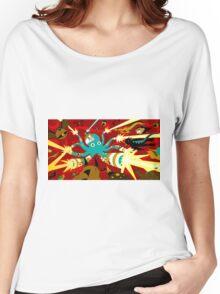 Cyborg Octopus Women's Relaxed Fit T-Shirt