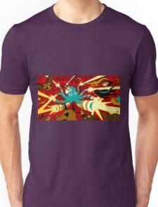 Cyborg Octopus Unisex T-Shirt