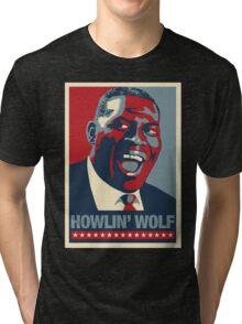 The Howlin President Tri-blend T-Shirt