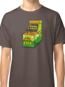 LIFE its not a game Classic T-Shirt