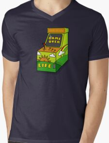 LIFE its not a game Mens V-Neck T-Shirt