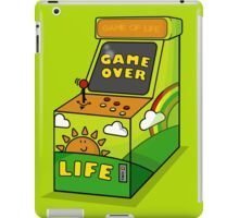 LIFE its not a game iPad Case/Skin