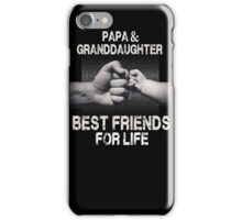 Papa & Daughter- Best friends for life iPhone Case/Skin