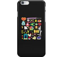Choose Your Weapon! (SSB Items) iPhone Case/Skin