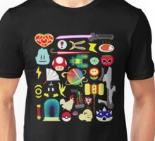 Choose Your Weapon! (SSB Items) Unisex T-Shirt