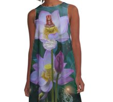 Lotus of India A-Line Dress