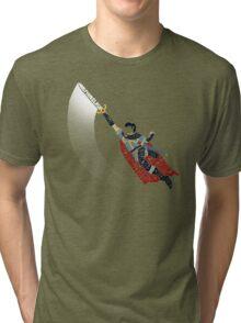Marth Typography Tri-blend T-Shirt