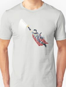 Marth Typography Unisex T-Shirt