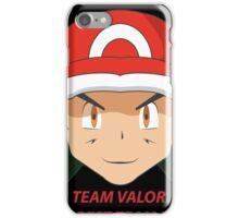 POKEMON TEAM VALOR - THE BEST TEAM EVER  iPhone Case/Skin
