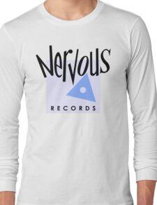 Nervous Rockabilly Long Sleeve T-Shirt